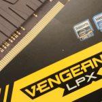 PCパーツ紹介-Corsair「VENGEANCE LPX 16GB DDR4 3000MHz C15」