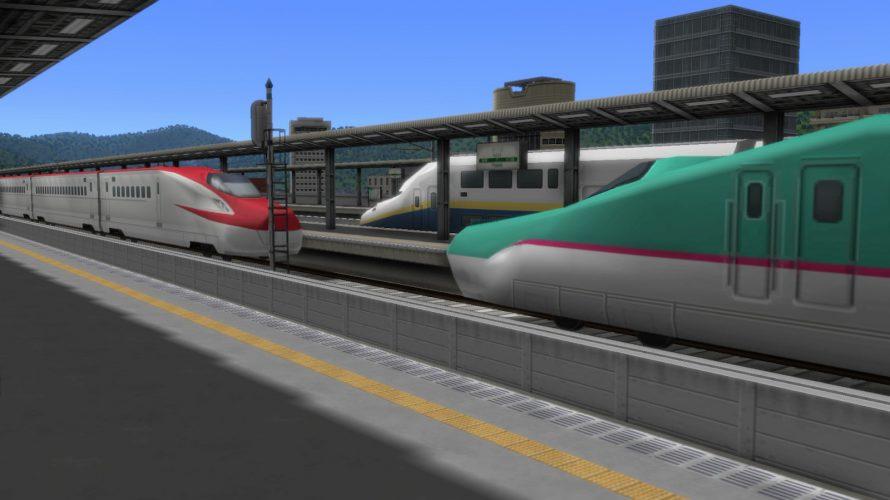 【A列車で行こう9】A4「渓谷マップ」をA9で再現した – 総集編 を投稿しました