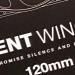 be quiet!「SILENT WINGS 3」で簡易水冷クーラーのファンを劇的に静かにさせた