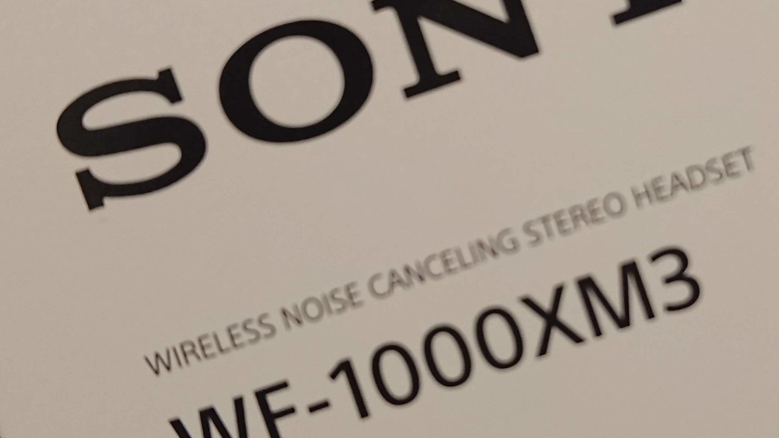 イヤホンは進化した!ワイヤレスイヤホン「SONY WF-1000XM3」でノイキャンサウンドを楽しむ