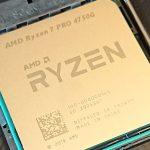 Zen2仕様の新型APU「RYZEN 7 PRO 4750G」を発売日に買ったった