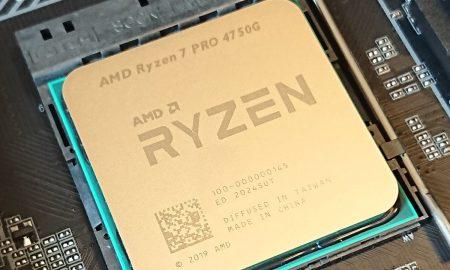 Zen2仕様の新型APU「Ryzen 7 PRO 4750G」は「1石」二鳥を超える高性能なCPU