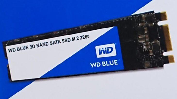 円盤レスの次はボックスレス?SSDをすべてM.2 SSDに換装した